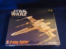 Vintage Star Wars X-Wing Fighter Model Limited Edition AMT/ERTL Sealed SW ROTJ