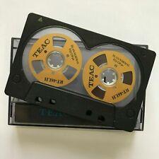Teac Audio Kassettes Neue Gold Reel to Reels Cassette Cassettes