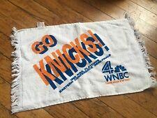 Vintage 1992 New York Knicks Play Offs Semi Finals Fan Towel