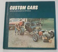 Custom Cars [Hardcover] Ed Radlauer