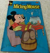 Walt Disney Mickey Mouse 213 (FN- 5.5) 1981 Whitman, 30% off Guide!