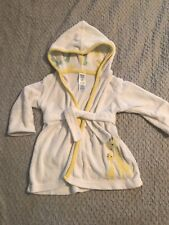 Carters Size 0-9 Months Bath Robe Swim Cover Up