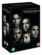 The VAMPIRE DIARIES COMPLETE SERIES SEASON 1,2,3,4,5,6,7,8 DVD 43 DISC R4. 1-8