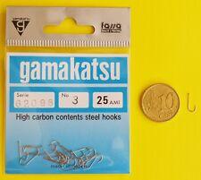 AMI GAMAKATSU 1 BUSTINA SERIE 62098 n.3 PESCA - GM43