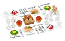 Figure Sylvanian Families furniture dinner set over -409 ToyMarket MA