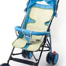 Summer Baby Seat Pad / Liner for Stroller Pram -Bamboo Car Seat Cushion Mat