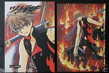 JAPAN Clamp manga: Tsubasa: Reservoir Chronicle vol.23 Deluxe Edition w/Case
