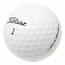 120 Titleist Pro V1 2019 casi nuevo calidad utilizado Pelotas De Golf * AAAA * Venta!!!
