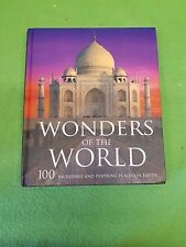 WONDERS OF THE WORLD, Hardcover, 2011