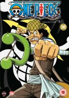 Neuf one piece - Collection 5 Épisodes 104-130 DVD
