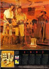 Clipsal Calendar - Warren the Wire Jerker Package