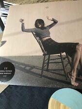 TT - Theresa Wayman Warpaint Lovelaws New Sealed Rose Colour Vinyl Lp Alt Rock
