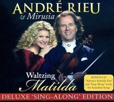 Andre Rieu & Mirusia - Waltzing Matilda Deluxe Edition 2 X CD 2008 2cd