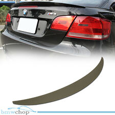 BMW E93 Convertible 3-Series Performance P Style Boot Trunk Spoiler 08