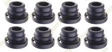 MERCEDES SEAL INJECTOR NOZZLE TIP FUEL INJECTOR GUIDE SEAL SET OF 8 # 1160700077