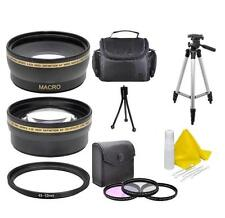 7PC Lens Filter Accessory Kit for Panasonic Lumix DMC-G7K DMC-G7
