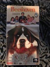 Beethoven On Vhs St. Bernard Great Movie 1991