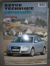 Audi A4 - Fiat IDEA - Volvo V50 : Revue technique Carrosserie 221