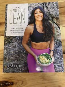Plantifully Lean A Simple Plant Based Guide Cookbook Plantiful Kiki Paperback ✨