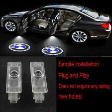 4pcs Car Door LED Light Logo Projector Easy Install Emblem Ghost Shadow For BMW