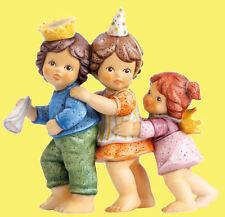 Goebel Nina & Marco Porzellanfigur - Wir ziehen los - Geburtstagsparty 11739802