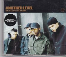 Another Level-Be Alone No More cd maxi single
