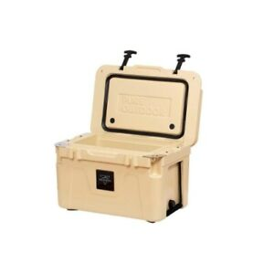 Emperor Cooler 25 Liters   Securely Sealed   Ideal for The Hottest and Coldest C