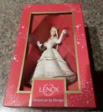LENOX Disney Beauty And The Beast Princess Belle Ornament Figurine New In Box