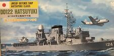 1 700 Maritime Self-Defense Force Escort Vessel Dd122 Hatsuyuki Skywave Series