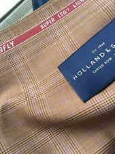 Holland & Sherry Super Dragonfly 150's Wool 1.42 Mtr