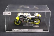 Ixo Yamaha Yzr250 Oliver 1/24 Scale Box Mini Motorcycles Diecast Display Bk49