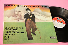STANLEY BLACK LP TRIBUTE CHARLIE CHAPLIN GERMANY 1972 EX LAMINATED COVER