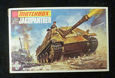 Matchbox WW2 Jagdpanther German Tank Model Kit 1/76 Scale