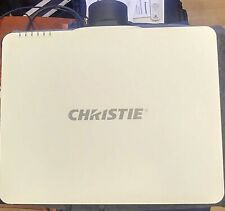Christie Digital Systems LWU-421 LCD Projector 3LCD 4200 Lumens