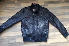 Men's GUESS  Size S Black Bomber Jacket