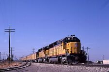 Union Pacific GP40X # 95 passenger special @ no location 8/19/1989