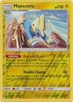 Pokemon TCG Manectric 52/168 Sun & Moon Celestial Storm Rare REVERSE HOLO NM/M