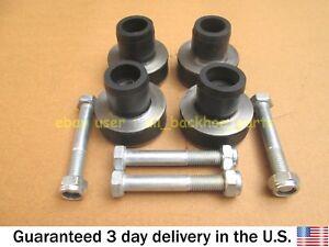 JCB BACKHOE - ENGINE MOUNTS WITH NUT/BOLT 4 PCS. (PART # 111/30101 1315/3518Z)