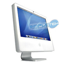 APPLE iMAC 5,2 ALL IN ONE WIE NEU, WIFI INTEGRIERT, brennen. DVD, WEBCAM, IOS
