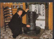 Netherlands Postcard - Volendam Interieur - Boiler  B2644