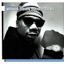 Boogie Down Productions, Best of B-Boy Records, Very Good Import, Explicit Lyric