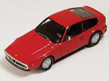 Spark Model 1:43 s0610 Alfa Romeo Junior Z 1300 1970 Rouge
