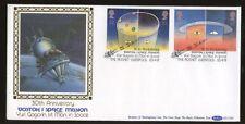 1991 Europe in Space Rocket Yuri Gagarin OFFICIAL