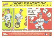 BRAD WILKERSON 2004 BAZOOKA COMICS - #BC23