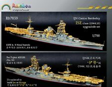 Arco Iris 1/700 rb7059 Ijn aviones Acorazado ISE de Fujimi