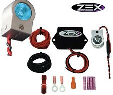 ZEX MACHINE GUN RAPID FIRE RED LED NITROUS PURGE LIGHT KIT 82370-R