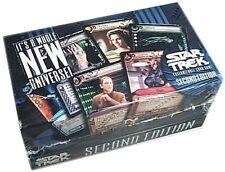 STAR TREK CCG 2E : PREMIERE COMBO BOX BOOSTER + STARTERS