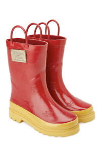 Winnie The Pooh Anniversary Rain Boots For Toddlers Size 7 New!