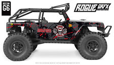Axial G6 Wrangler Jeep Body Graphic Wrap Skin- Zombie Response