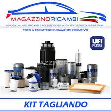 KIT TAGLIANDO 4 FILTRI FORD FOCUS 1.8 TDCI 74 KW 101 CV 2002>2004 FFDA (ECO)